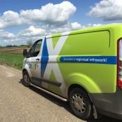 Nieuwsbericht: Duurzame bermfundering bij wegverbreding in Olst/Wijhe