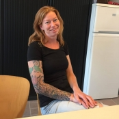 Nieuwsbericht: Onze nieuwe weegbrugassistente Suzanne den Oudsten.
