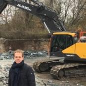 Nieuwsbericht: Hoogwaardig hergebruik beton sloop RWZI in Hoogkerk
